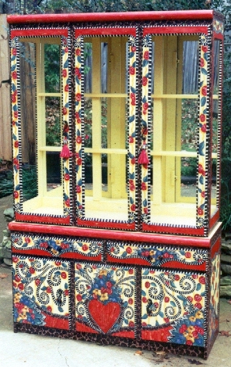 Chatterboxes Hand Painted Furniture By Mindy Robertson